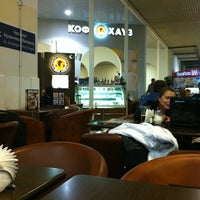 Photo taken at Coffee House by Evgeniy P. on 10/20/2011