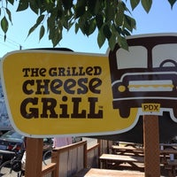 Photo taken at Grilled Cheese Grill by Steven H. on 7/24/2012