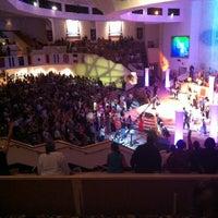 Photo taken at Faith Fellowship World Outreach Center by Amiyrah on 7/20/2011