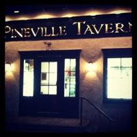Photo taken at Pineville Tavern by Joseph H. on 7/18/2012
