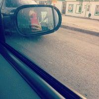 Photo taken at В такси by алена on 4/20/2012