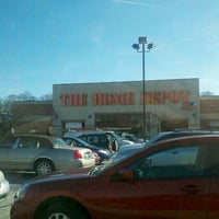 Photo taken at The Home Depot by Avery O. on 1/16/2012