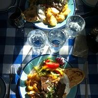 Photo taken at Ravintola Crecian by Milan K. on 8/12/2012