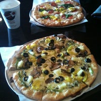 Photo taken at Your Pie Pizza by Michelle B. on 4/29/2012