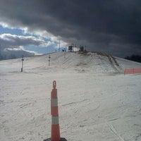 Photo taken at Alpine Valley Ski Area by Ellen O. on 2/1/2012