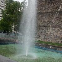 Foto tomada en Zona Arqueológica Tlatelolco por Riicardo H. el 5/13/2012