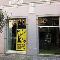 Photo taken at Goli + Bosi Design Hostel by Stipe S. on 1/29/2011