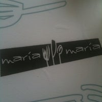 Photo taken at Maria Maria by Daniela J. on 8/4/2012