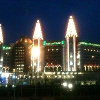7/23/2012 tarihinde Halilziyaretçi tarafından Delphin Imperial Luxury'de çekilen fotoğraf