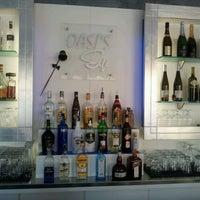 Photo taken at OASI'S Cafè Lounge Bar by Duilio Fugazzaro on 10/12/2011