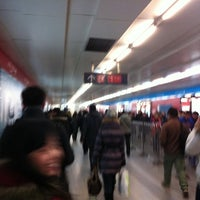 Photo taken at 国貿駅 by Noel T. on 12/30/2010