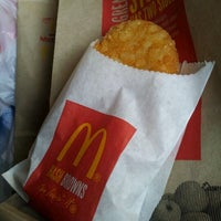 Photo taken at McDonald's & McCafé by June R. on 1/14/2012