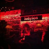 1/13/2012 tarihinde Alpaslan S.ziyaretçi tarafından Babylon'de çekilen fotoğraf