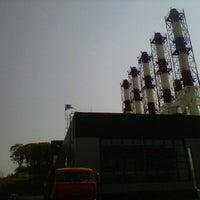 Photo taken at Tsentralnaya Power Plant by Adhi W. on 7/17/2012