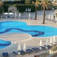 Photo taken at Hilton Bodrum Türkbükü Resort & Spa by Vyacheslav on 8/18/2012
