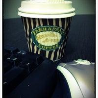 Photo taken at Zarraffa's Coffee by Vashti D. on 2/24/2012
