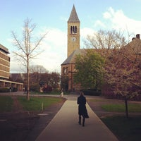 Photo taken at Arts Quad by Rob F. on 4/27/2012