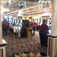 Photo taken at Tropicana Evansville (Casino Aztar) by Chad C. on 11/13/2011