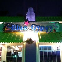 Photo taken at The Blue Gypsy Watering Hold by Kevin P. on 11/12/2011