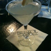 Photo taken at Bristol Bar and Grille by Allison S. on 6/10/2011