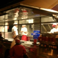 Photo taken at In-N-Out Burger Truck by Dave West on 1/29/2012