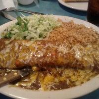 Photo taken at Serranos Cocina y Cantina - Southpark by Brandon S. on 8/1/2012