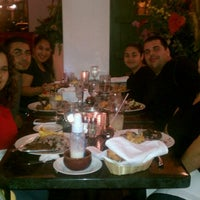 Photo taken at El Novillo Restaurant by Otoniel T. on 1/9/2012