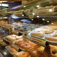 Photo taken at Krispy Kreme Doughnuts by Eat Drink & Be Philly o. on 7/30/2012