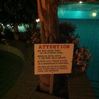 Photo taken at Okeanos Beach Hotel by Яков Т. on 8/23/2012