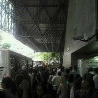 Photo taken at Terminal Metropolitano de Diadema by Henrique P. on 12/7/2011