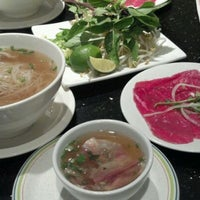 Photo taken at Pho Rowland by Doreen on 10/18/2011