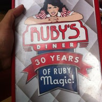 Photo taken at Ruby's Diner by Lee C. on 8/5/2012