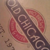 Photo taken at Old Chicago by Nicole H. on 1/10/2012