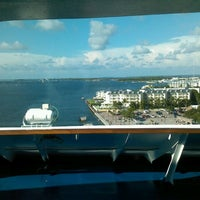 Photo taken at Carnival Cruise by Suzette J. on 9/11/2012