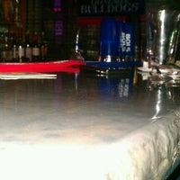 Photo taken at Rex's Burgers & Brews by David M. on 2/18/2012