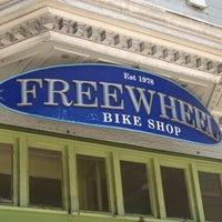 Photo taken at Freewheel Bike Shop by Jeremy M. on 6/19/2012