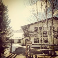 Photo taken at Ski Tip Lodge by Stacy S. on 3/20/2012