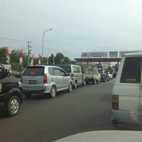 9/3/2012에 Mizz Nunuy A.님이 Jalan Tol Seksi Empat (JTSE)에서 찍은 사진