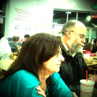 Photo taken at Five Guys by Judson B. on 12/10/2011