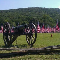 Photo taken at Kennesaw Mountain National Battlefield Park by Jason W. on 9/11/2011