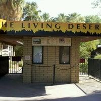 Photo taken at The Living Desert Zoo & Botanical Gardens by Nessa on 9/2/2011