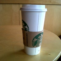 Photo taken at Starbucks by Kate W. on 10/5/2011