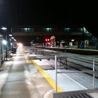 Photo taken at Metro North - Noroton Heights Train Station by Ousted N. on 12/31/2010