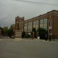 Photo taken at Elder High School by Bob B. on 9/9/2011