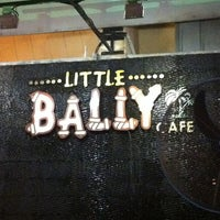 Photo taken at Little Bally Cafe by Pearly Y. on 5/31/2011