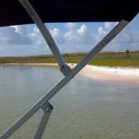 Photo taken at Shell Island by Randy G. on 7/23/2011
