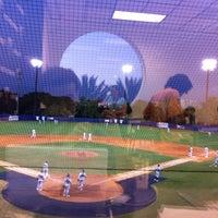 Photo taken at FIU Baseball Stadium by Igor M. on 2/18/2011