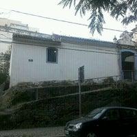 Photo taken at Capela de Santa Luzia by Rodrigo K. on 7/14/2011