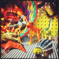 Photo taken at Toy Joy by Happy M. on 2/10/2012