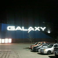 Photo taken at Galaxy Cinemas Guelph by Alex S. on 2/24/2012